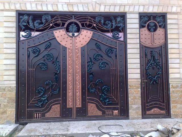 Автоматические ворота дагестан